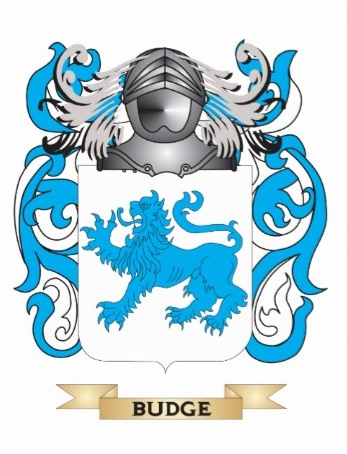 Budge Coat of Arms